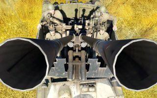【PhlyDaily】来自东方的神秘载具 | 65式防空炮 #战争雷霆 陆战历史