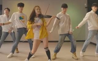 防弹少年团 BTS - Boy With Luv 小提琴版 | Violin Cover ( by Jenny Yun ) KPOP