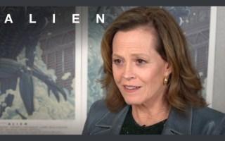 西格妮·韦弗访谈节目《雷普利回忆》系列