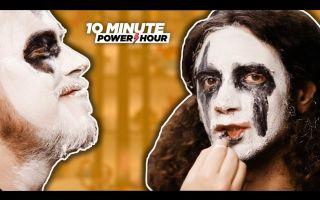 『GameGrumps』Black Metal Beauty Makeover - 10 Minute Power Hour