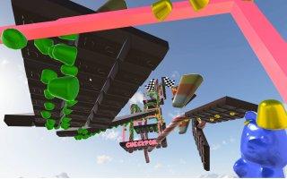 """【HTC VIVE实况】Sweet Escape VR 超刺激的虚拟攀""""糖"""""""