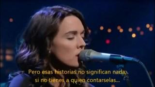 【Brandi Carlile】《The Story》LIVE