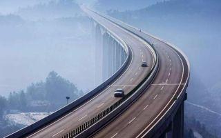 """中国人的""""天路"""",每走一公里海拔上升7.5米,四川人民的福音!"""