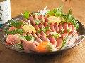 『筋肉料理人』东方狐鲣刺身和三枚切刀法『@FoodForFun』