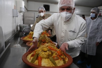 couscous1 الموروث الثقافي المشترك للدول المغاربية يسائل التاريخ والأنثروبولوجيا تقاليد