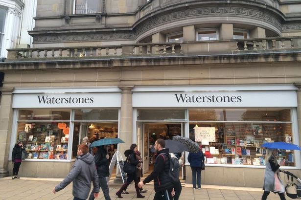 Image result for waterstones princes street