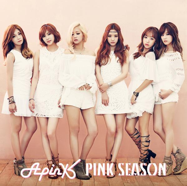 Album Pink Season by APink