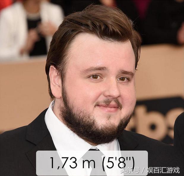 電視劇《權利的遊戲》演員身高大揭秘 最高2.16米居然是他 - 每日頭條