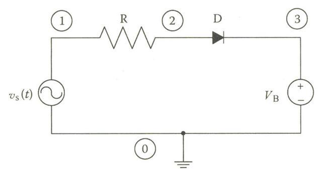 利用PSpice和MATLAB解決二極體電路問題 - 每日頭條