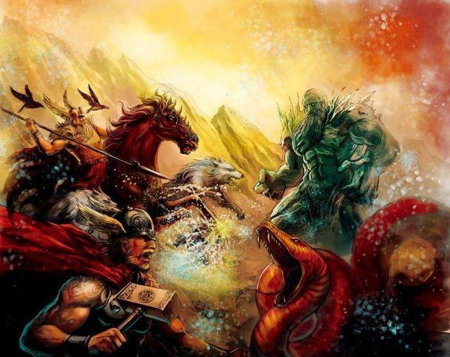 你了解北歐神話嗎?這裡有主神12位! - 每日頭條