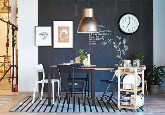 關於黑板牆的一切:如何在家刷一塊黑板牆?附完整製作步驟教程! - 每日頭條