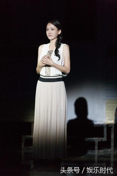 陳喬恩重回話劇舞臺 《麵包樹上的女人》掀熱潮 - 每日頭條