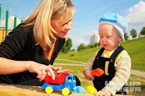 紐西蘭幼兒教育專業 - 每日頭條