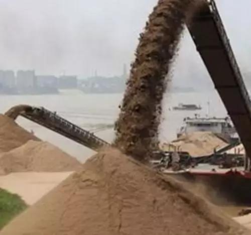 「砂石靠進口」已成真!價格公開!進口河砂買得起? - 每日頭條