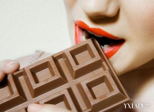 吃黑巧克力能減肥嗎 不要聽信另類減肥方法 - 每日頭條