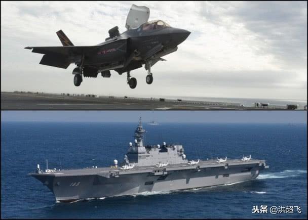 出雲號裝F35能超越中國航母?真相是遼寧艦改裝後連美國都怕 - 每日頭條