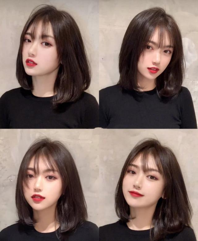 2019年最顯臉小的鎖骨發髮型,適合的髮型也大不相同。站在專家的角度,太漂亮了! - JUSTYOU