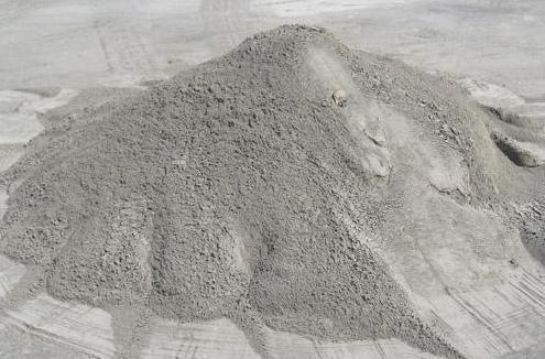 水泥的分類 - 每日頭條