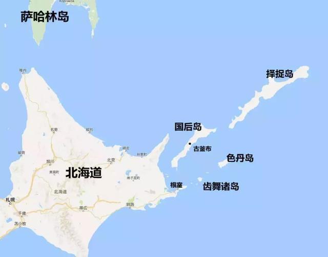 日本為何痛失北方四島? - 每日頭條
