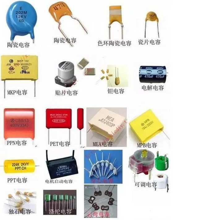 硬體電子電路中電容的分類及用途(電路設計必須了解的知識) - 每日頭條