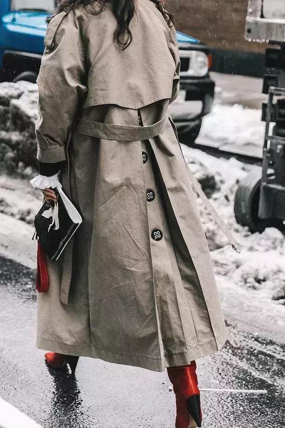 風衣腰帶結最全系法!別讓一個結拉低你的美感 - 每日頭條
