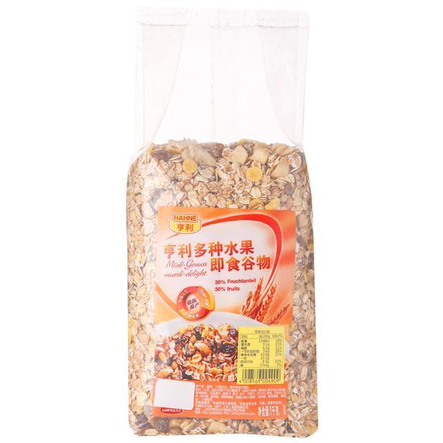 低脂健康的海外代餐麥片 - 每日頭條