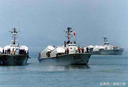 海軍狼群戰術的主力「021型飛彈艇」 - 每日頭條
