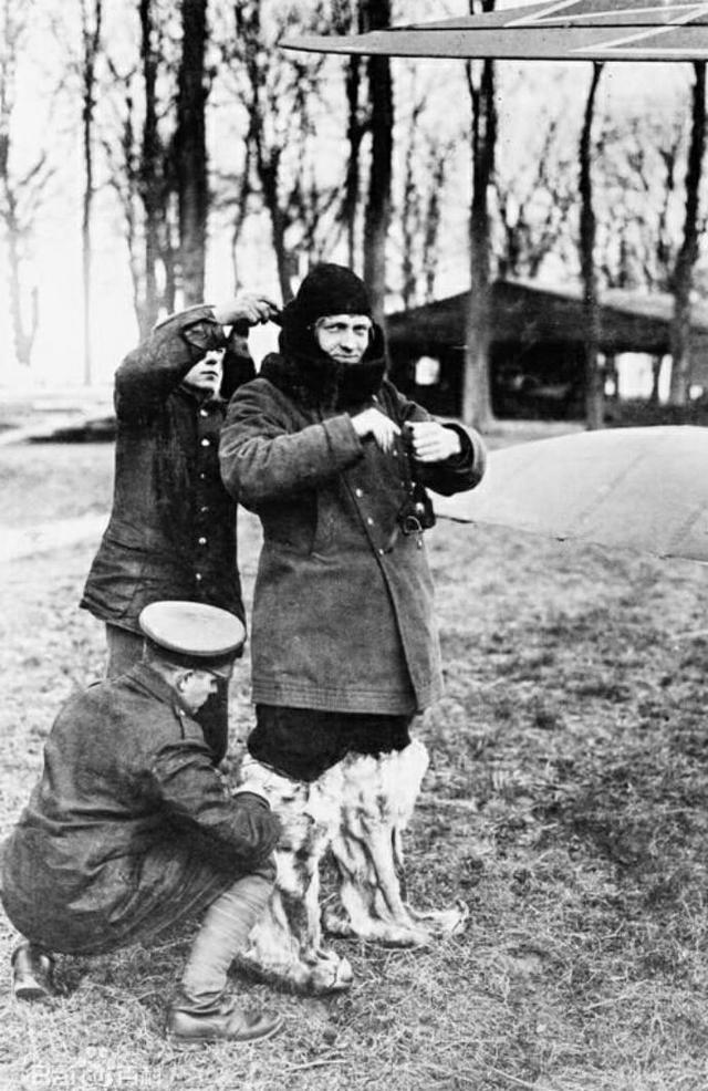 沒錯他就是紅色男爵!第一次世界大戰德國的頭號王牌! - 每日頭條