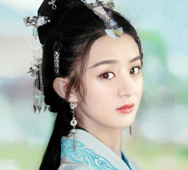 2018年古裝劇的女星扮相!李沁清麗趙麗穎很美! - 每日頭條