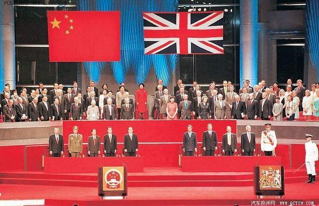 香港回歸20周年 豐田皇冠同期發展興衰史 - 每日頭條
