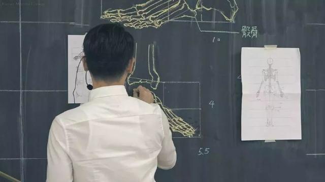 這醫學解剖的老師才能簡直帥到沒天理!這樣的老師給我來一打可好 - 每日頭條