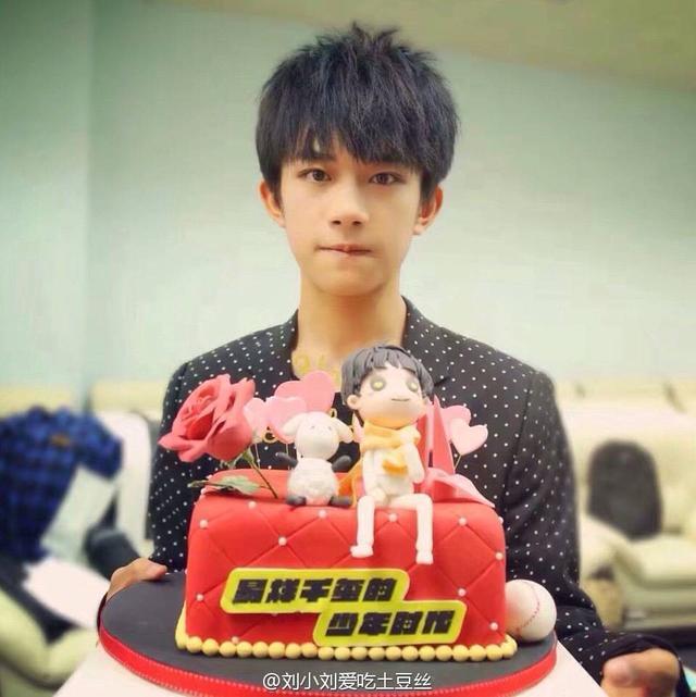 易烊千璽16歲生日快樂!他的生日願望竟然是…… - 每日頭條