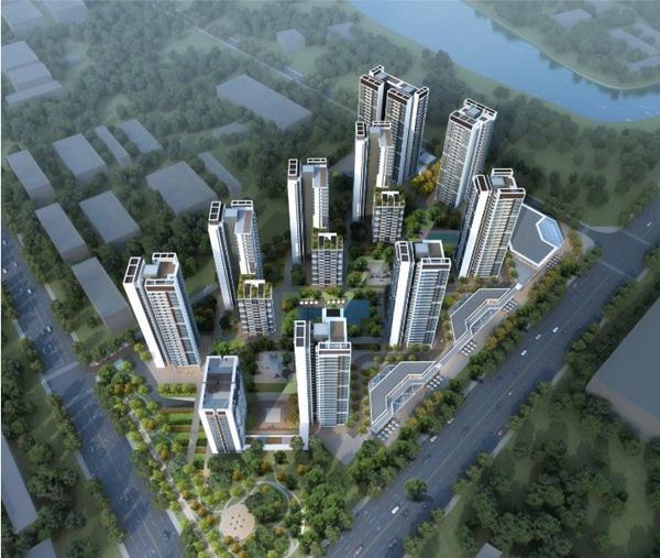 平沙九號廣場將建16棟住宅 白蕉新項目規劃曝光 - 每日頭條
