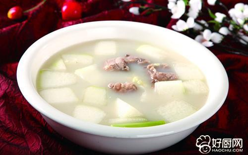 冬瓜排骨湯的功效 冬瓜排骨湯的做法 - 每日頭條