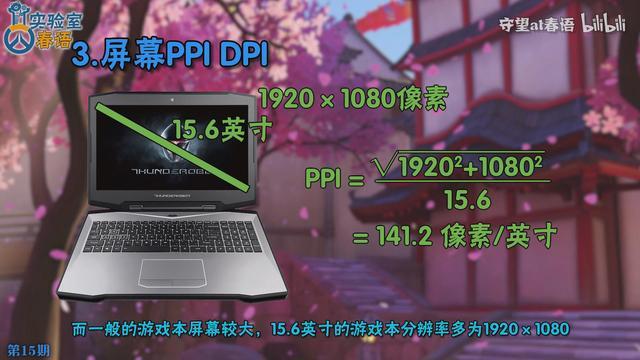 春語實驗室15:DPI與CPI是什麼?靈敏度視場角等術語詳解(上) - 每日頭條
