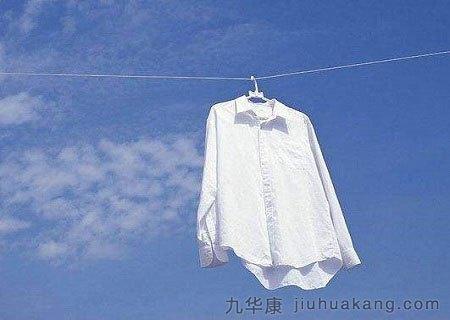 白衣服去黃小妙招 - 每日頭條