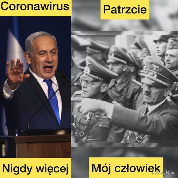 Netanjahu - Najlepsze memy, zdjęcia, gify i obrazki - KWEJK.pl