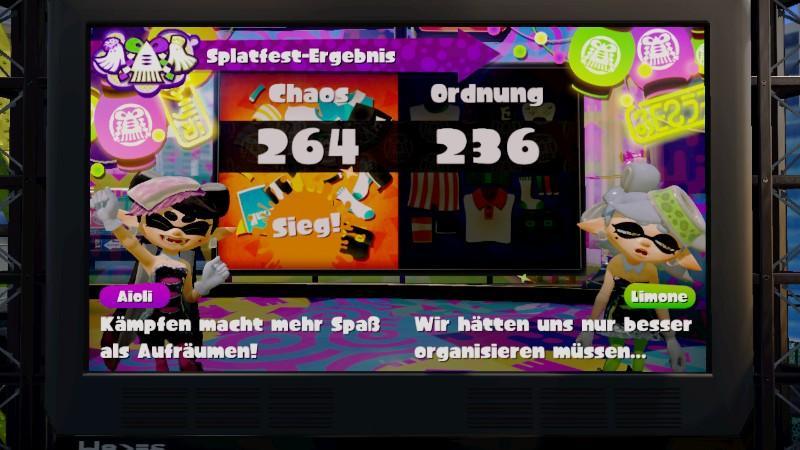 European Splatfest Results Splatoon Know Your Meme