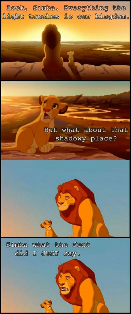 lion king everything the light touches meme images amp pictures becuo
