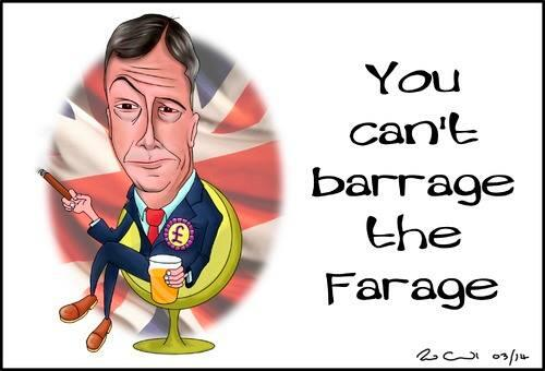 Image result for cant barrage the farage
