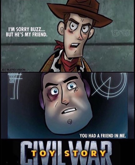 Image result for toy story friends meme