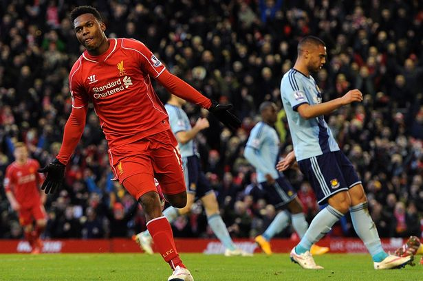 Image result for sturridge west ham