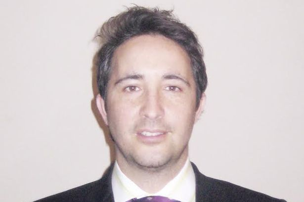 Jack Sen, UKIP candidate for West Lancashire