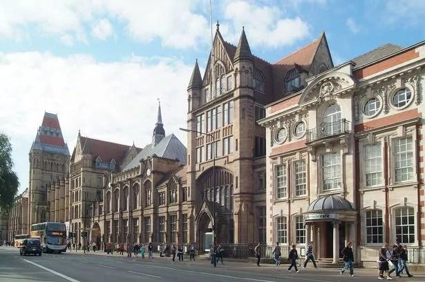 Image result for manchester university