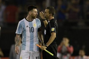 Image result for FIFA hand Messi four-match ban for improper conduct