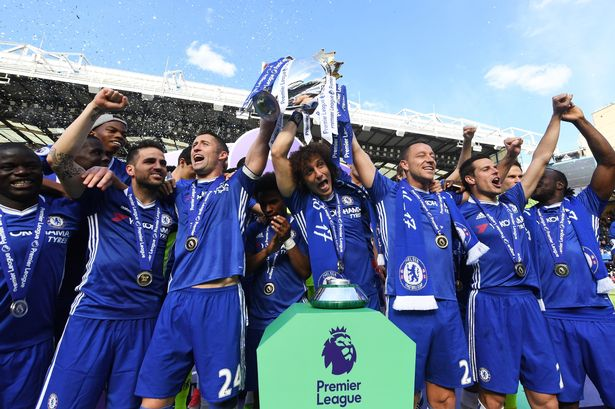 Image result for Chelsea bid emotional farewell to John Terry