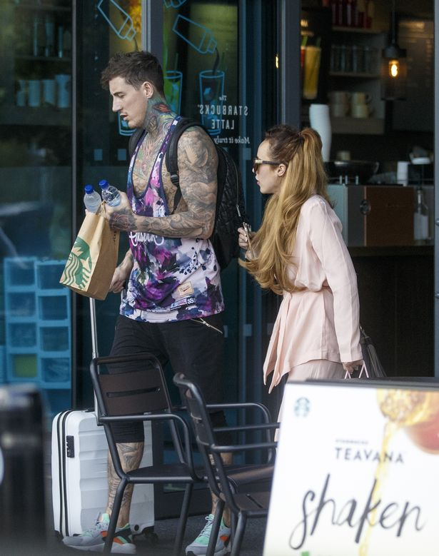 Jeremy McConnell claims Stephanie Davis is pregnant with their second baby