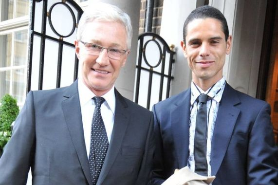 Image result for paul o'grady partner