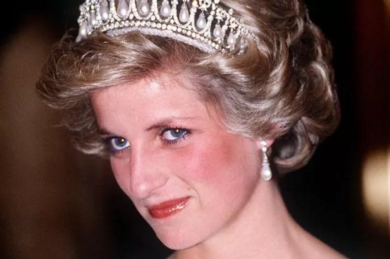 Princess Diana and Kent became close friends (Image: MirrorPix)