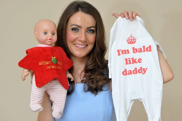 Kate Middleton Lookalike Says Own Royal Baby Is NOT On The
